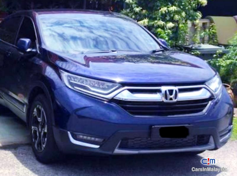 Picture of Honda CR-V 1.5-LITER TURBO ECONOMY SUV Automatic 2017