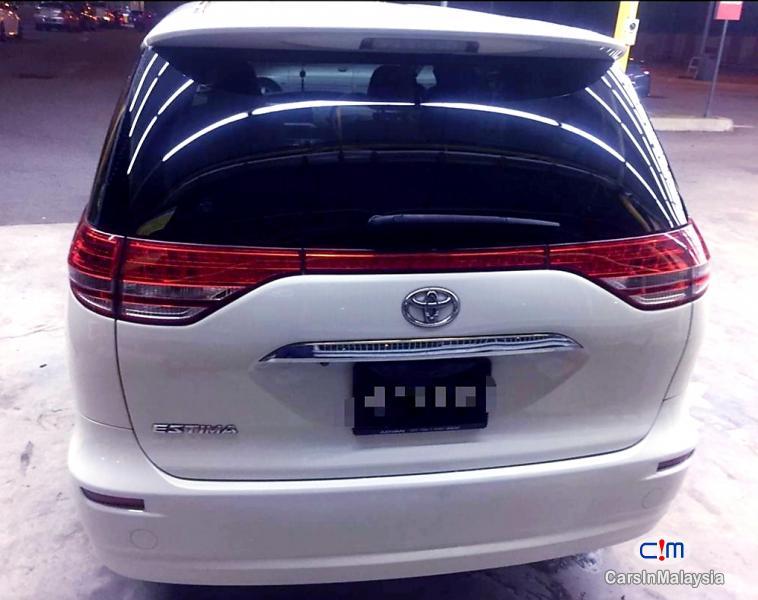 Picture of Toyota Estima 2.4-LITER LUXURY FAMILY MPV Automatic 2008