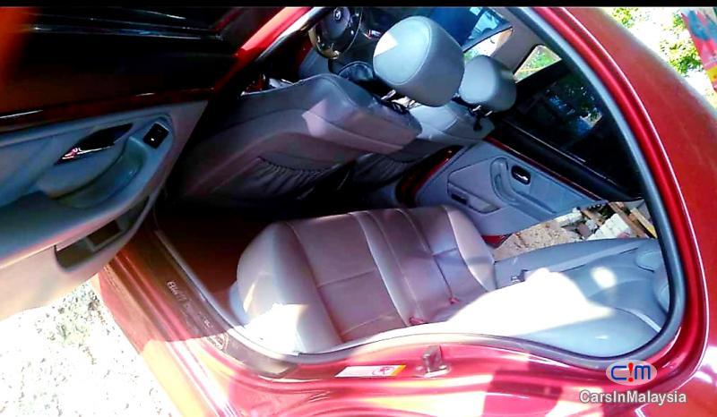 BMW 5 Series 2.8-LITER DOUBLE VANOS LUXURY SEDAN Automatic 2000 - image 10
