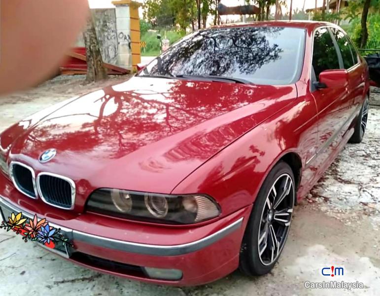 Picture of BMW 5 Series 2.8-LITER DOUBLE VANOS LUXURY SEDAN Automatic 2000