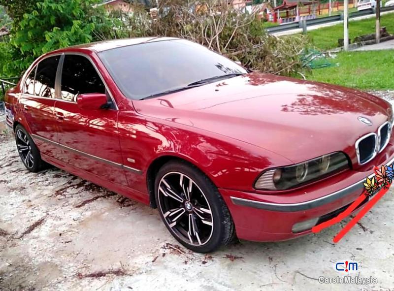 BMW 5 Series 2.8-LITER DOUBLE VANOS LUXURY SEDAN Automatic 2000
