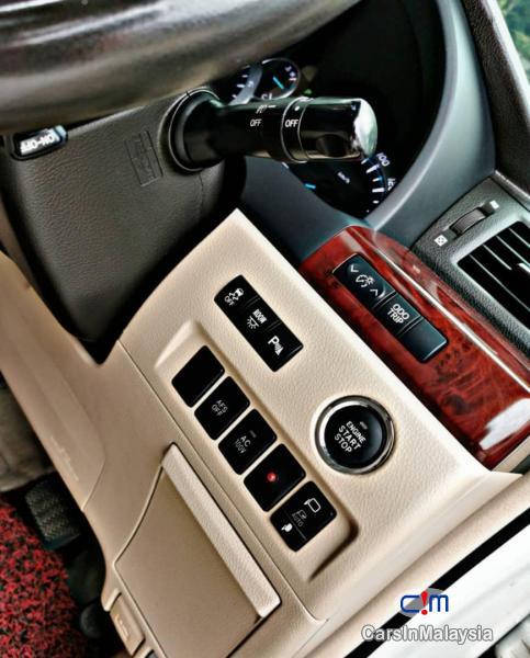 Toyota Vellfire 3.5-LITER LUXURY FULLSPEC MPV Automatic 2009 - image 12