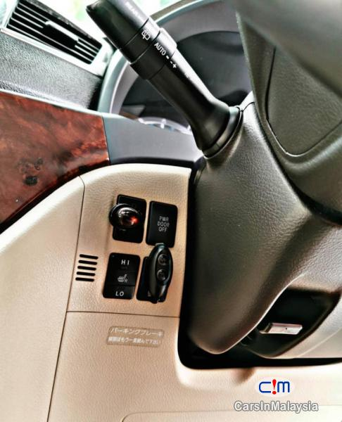 Toyota Vellfire 3.5-LITER LUXURY FULLSPEC MPV Automatic 2009 - image 13