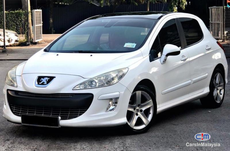 Picture of Peugeot 308 1.6-LITER ECONOMY HATCHBACK TURBO CHARGERS Automatic 2011