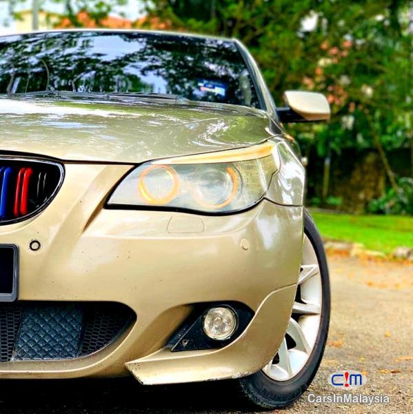 BMW 5 Series 2.5-LITER LCI LUXURY SEDAN Automatic 2008 - image 11