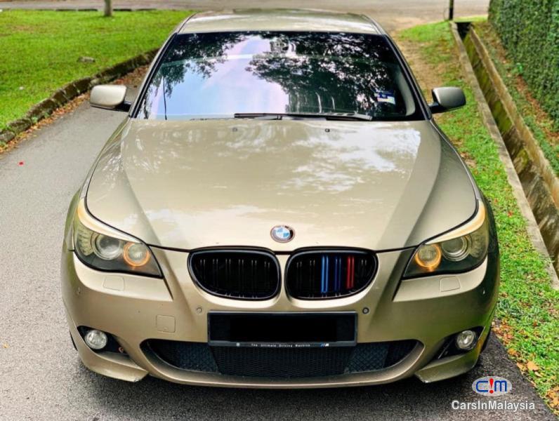 BMW 5 Series 2.5-LITER LCI LUXURY SEDAN Automatic 2008 - image 13