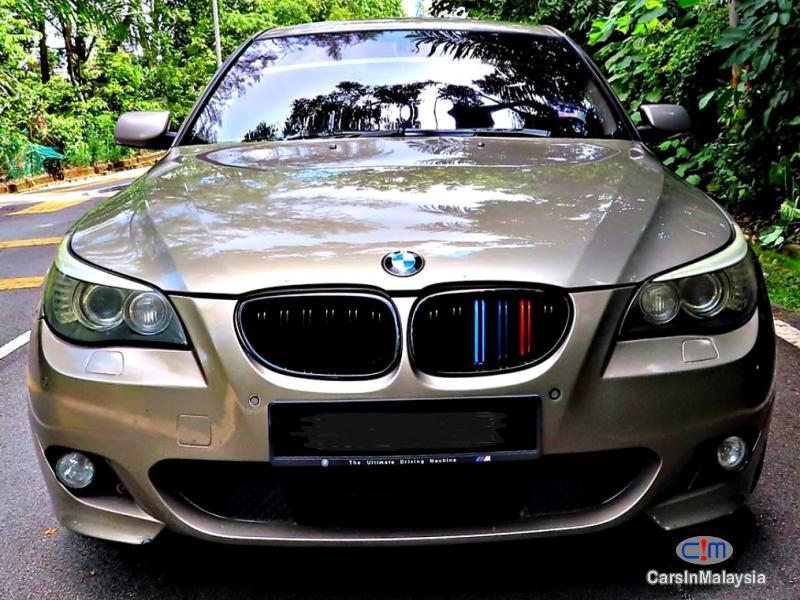 Picture of BMW 5 Series 2.5-LITER LCI LUXURY SEDAN Automatic 2008