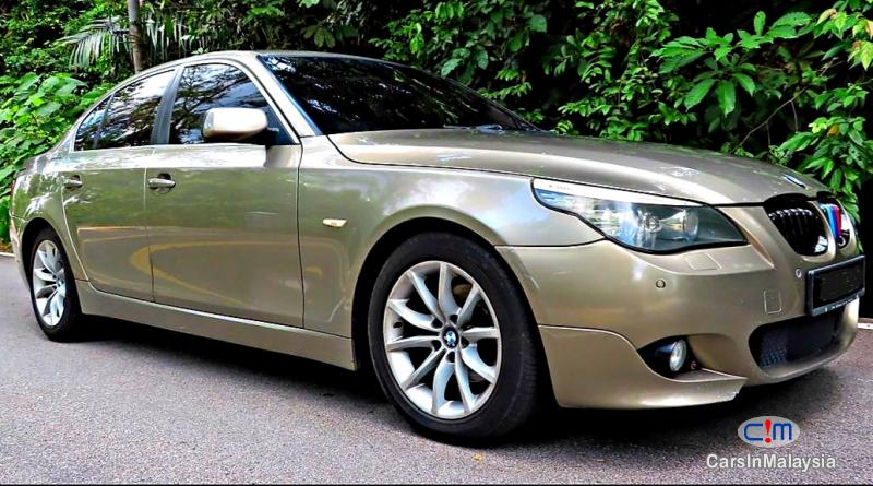BMW 5 Series 2.5-LITER LCI LUXURY SEDAN Automatic 2008 in Selangor