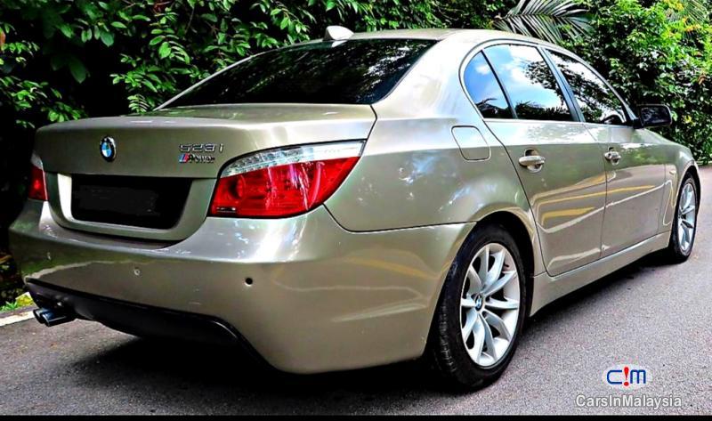BMW 5 Series 2.5-LITER LCI LUXURY SEDAN Automatic 2008 in Malaysia