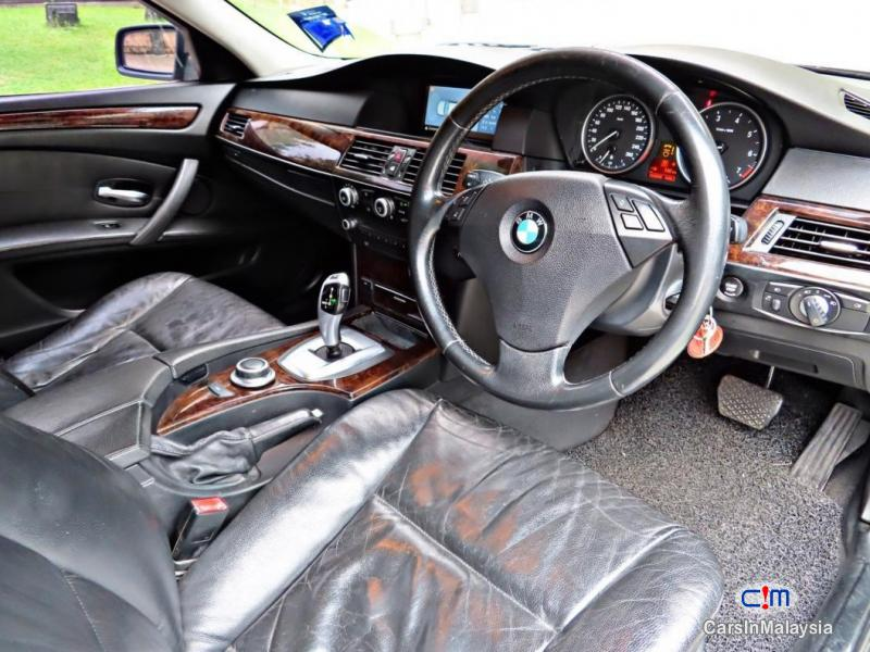 BMW 5 Series 2.5-LITER LCI LUXURY SEDAN Automatic 2008 in Selangor - image