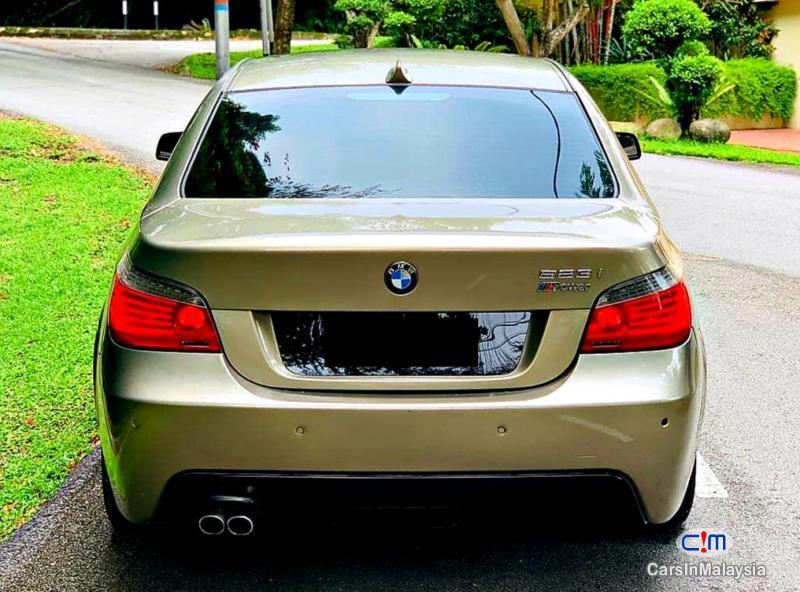 BMW 5 Series 2.5-LITER LCI LUXURY SEDAN Automatic 2008 - image 9