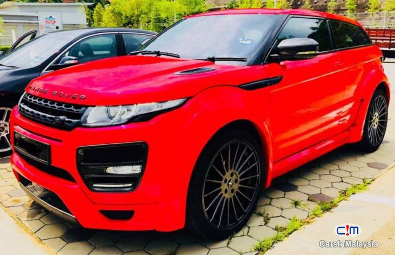 Picture of Land Rover Range Rover Evoque 2.0 Petrol Automatic 2012