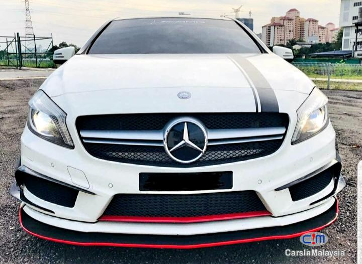Picture of Mercedes Benz A250 AMG Fully Convert A45 Automatic 2017