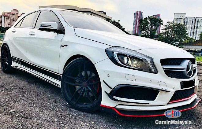 Mercedes Benz A250 AMG Fully Convert A45 Automatic 2017 in Kuala Lumpur