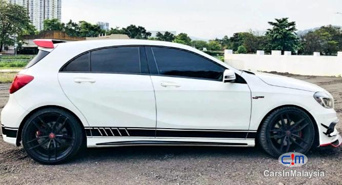 Mercedes Benz A250 AMG Fully Convert A45 Automatic 2017 in Malaysia