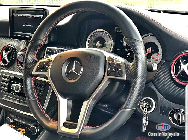 Mercedes Benz A250 AMG Fully Convert A45 Automatic 2017 in Kuala Lumpur - image