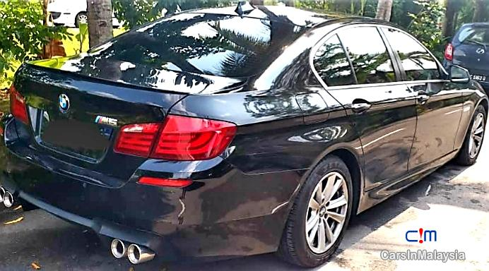 BMW 5 Series 2500 Cc LCI Automatic 2011 in Selangor