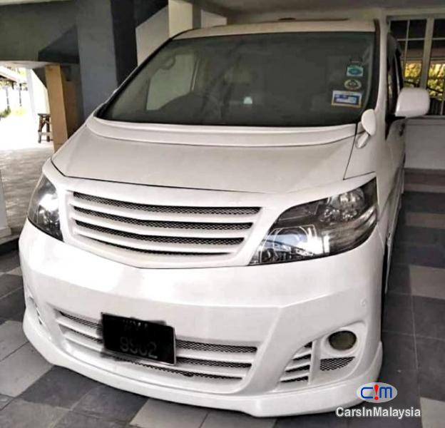 Picture of Toyota Alphard 2400cc Auto Full Spec Automatic 2010