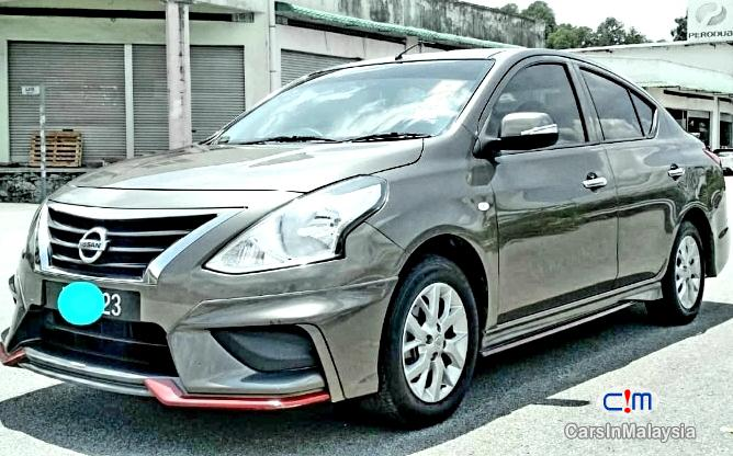 Pictures of Nissan Almera New Facelift Fuel Saver Automatic 2014