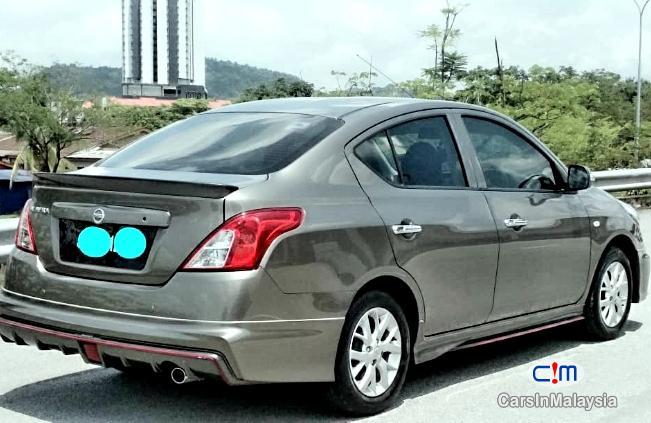 Nissan Almera New Facelift Fuel Saver Automatic 2014