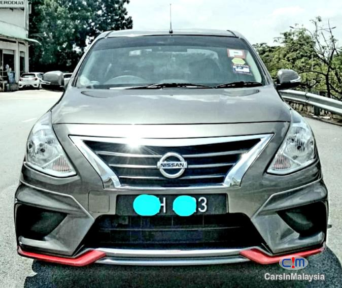 Nissan Almera New Facelift Fuel Saver Automatic 2014 in Selangor