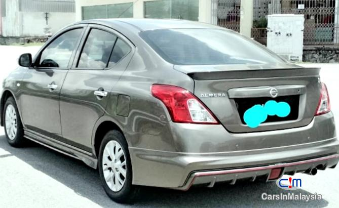Picture of Nissan Almera New Facelift Fuel Saver Automatic 2014 in Selangor
