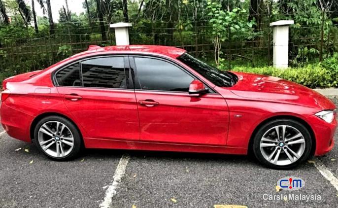BMW 3 Series 2.0 LITER M SPORT LUXURY Automatic 2015