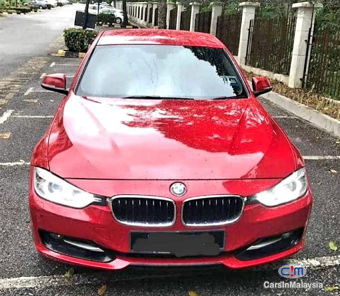 BMW 3 Series 2.0 LITER M SPORT LUXURY Automatic 2015 in Malaysia