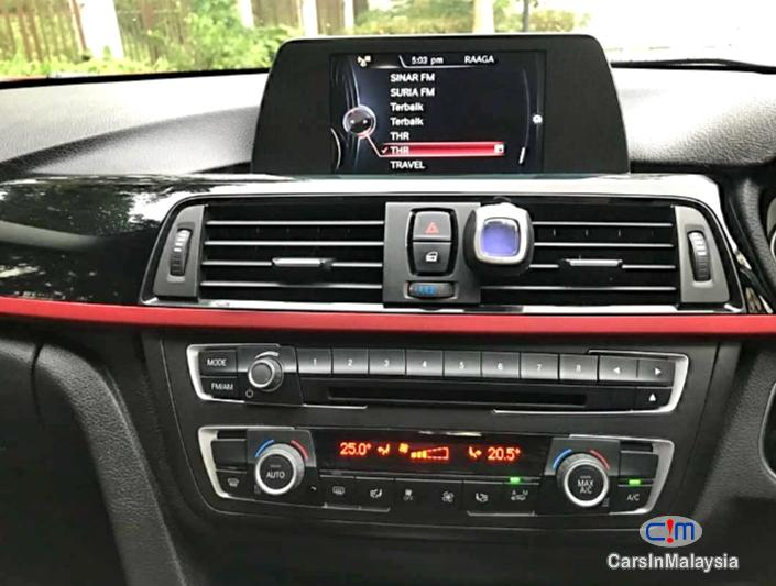 Picture of BMW 3 Series 2.0 LITER M SPORT LUXURY Automatic 2015 in Malaysia