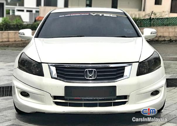 Picture of Honda Accord 2.0-LITER SEDAN I-VTEC ENGINE Automatic 2008