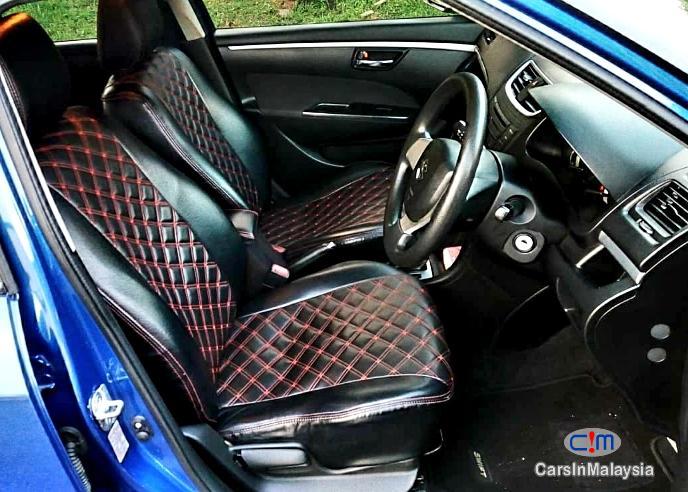 Suzuki Swift Sport 1.4-LITER FUEL ECONOMY CAR Automatic 2014 - image 10
