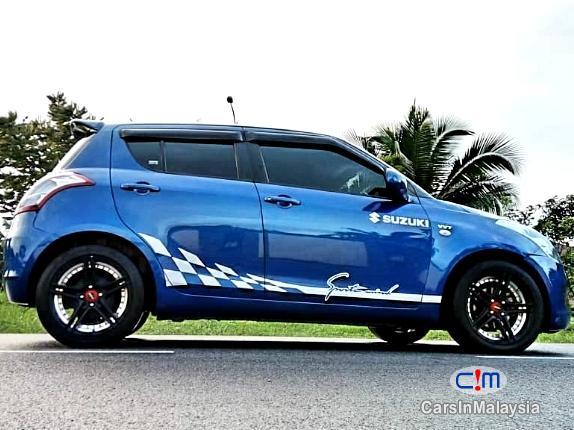 Suzuki Swift Sport 1.4-LITER FUEL ECONOMY CAR Automatic 2014 - image 16