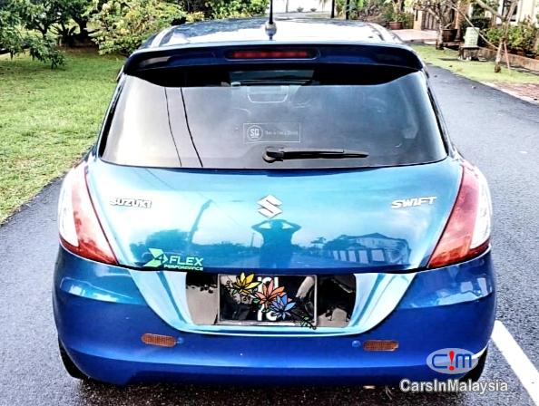 Suzuki Swift Sport 1.4-LITER FUEL ECONOMY CAR Automatic 2014 - image 3