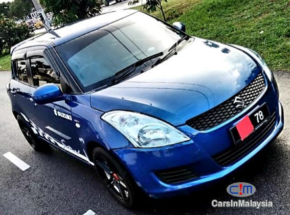 Suzuki Swift Sport 1.4-LITER FUEL ECONOMY CAR Automatic 2014 - image 4