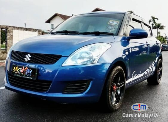 Suzuki Swift Sport 1.4-LITER FUEL ECONOMY CAR Automatic 2014 - image 5
