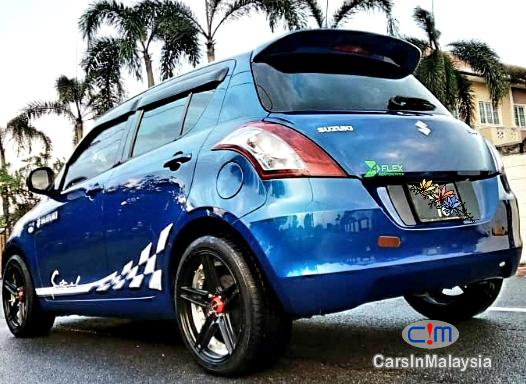 Suzuki Swift Sport 1.4-LITER FUEL ECONOMY CAR Automatic 2014 - image 6