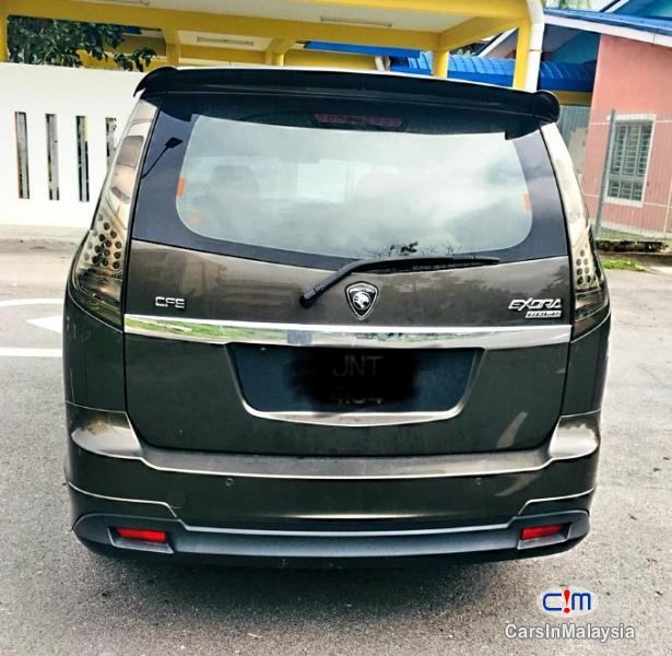Proton Exora 1.6-LITER BUJET ECONOMY FAMILY MPV Automatic 2012 in Malaysia