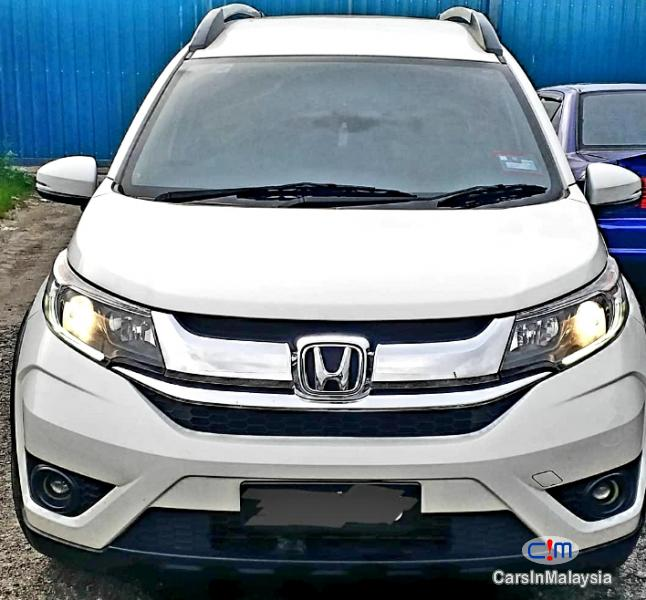 Honda BR-V 1.5-LITER 7 SETER ECONOMY FUEL SAVER SUV Automatic 2018 in Selangor