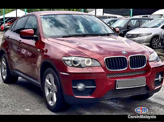 Pictures of BMW X 3.0-LITER BMW X6 LUXURY SUV Automatic 2011