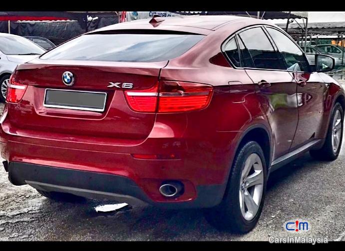 BMW X 3.0-LITER BMW X6 LUXURY SUV Automatic 2011 in Malaysia