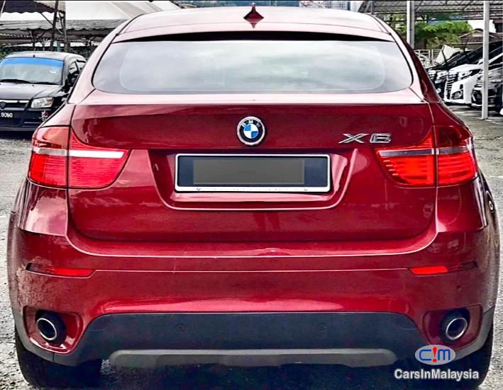 Picture of BMW X 3.0-LITER BMW X6 LUXURY SUV Automatic 2011 in Malaysia