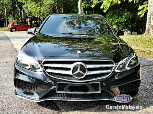 Picture of Mercedes Benz E250 CGI 2.0-LITER LUXURY SEDAN Automatic 2016