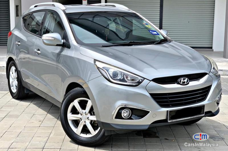 Hyundai Tucson 2.0-LITER ECONOMY FAMILY SUV Manual 2014