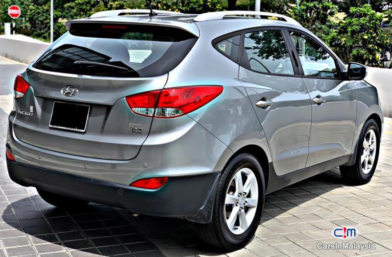 Hyundai Tucson 2.0-LITER ECONOMY FAMILY SUV Manual 2014 in Malaysia