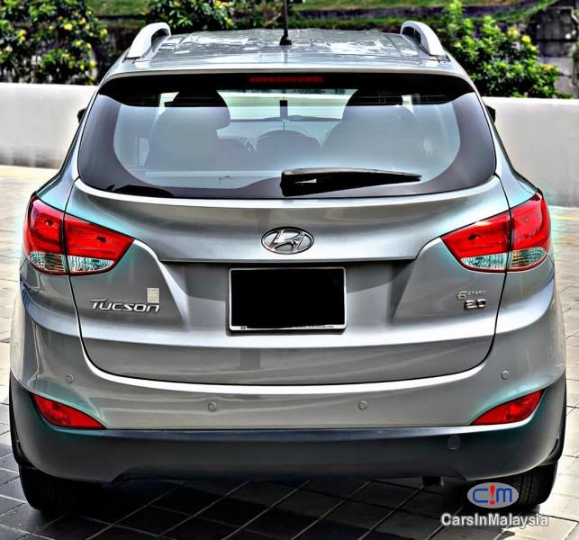 Picture of Hyundai Tucson 2.0-LITER ECONOMY FAMILY SUV Manual 2014 in Malaysia
