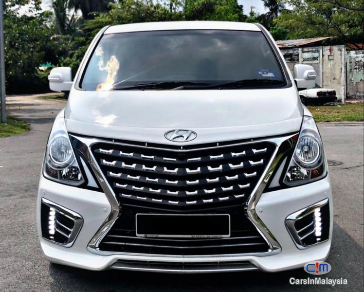 Picture of Hyundai Grand Starex 2.5-LITER LUXURY BIG FAMILY MPV Automatic 2018