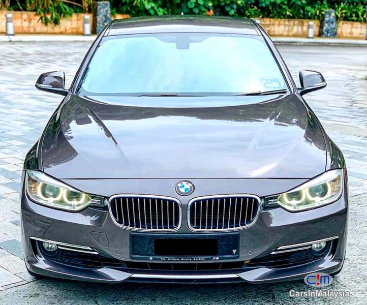BMW 3 Series 2.0-LITER LUXURY SEDAN Automatic 2012 in Selangor