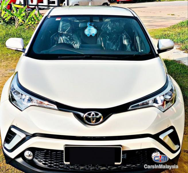 Toyota Other 1.8-LITER LUXURY SUV Automatic 2019