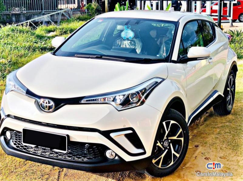 Toyota Other 1.8-LITER LUXURY SUV Automatic 2019 in Malaysia