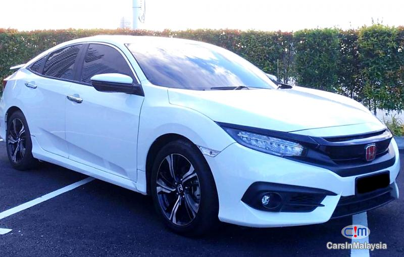 Picture of Honda Civic 1.5-LITER SPORT SEDAN TURBO Automatic 2018